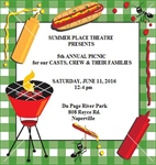 All Cast & Crew Invited to a Picnic