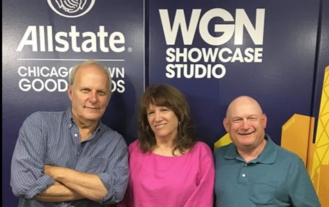 Ted and Tina Talk on WGN
