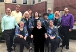 Summer Place Singers to Compete in Arts Festival