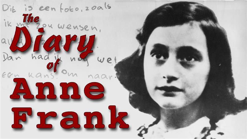 CANCELED: The Diary of Anne Frank