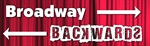 Broadway Backwards, A Musical Revue and Fundraiser