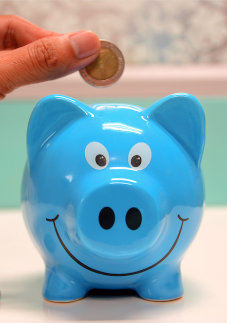 Help fill Summer Place Theatre's piggy bank!